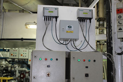 UECC PCTC vessel equipped with TRINO condition monitoring system from REGULATEURS EUROPA