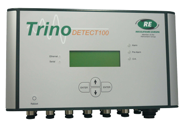 TRINO Detect Vibration Monitoring System